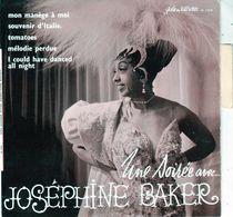 Disque 45 Tours De Joséphine Baker - Mon Manège à Moi - G 103 - 1961 - - Vinyles