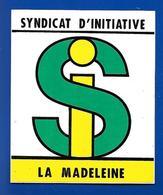 A.C LA MADELEINE Synd. D'Initiative - Autocollants