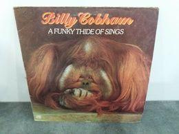 Billy Cobham - A Funky Thide Of SIngs - Atlantic 50189 (18149) Y - 1975  Vinyl LP Original US - Jazz