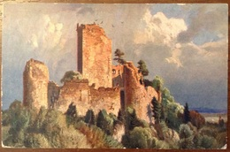Vogesenburgen Ruine Landsberg - Landsberg