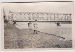 Photo 67 Strasbourg Pont Du Rhin Vers 1926 - Photos