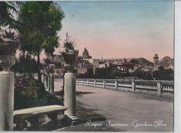 Cartolina - Postcard - Viaggiata  Sent  - Ragusa, Panorama Giardino  Ibleo  ( Gran Formato ) - Ragusa