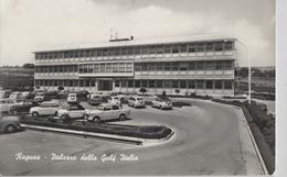 Cartolina - Postcard - Viaggiata  Sent  - Ragusa,  Palazzo Della Gulf Italia  ( Gran Formato ) - Ragusa