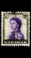 MALAYSIA [Sarawak] MiNr 0201 ( O/used ) - Gran Bretaña (antiguas Colonias Y Protectorados)