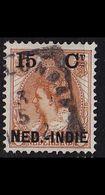 NIEDERLANDE NETHERLANDS Indien [1899] MiNr 0033 ( O/used ) - Niederländisch-Indien