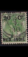 NIEDERLANDE NETHERLANDS Indien [1899] MiNr 0034 ( O/used ) - Niederländisch-Indien