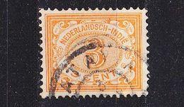 NIEDERLANDE NETHERLANDS Indien [1902] MiNr 0044 ( O/used ) - Niederländisch-Indien