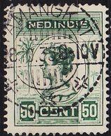 NIEDERLANDE NETHERLANDS Indien [1913] MiNr 0122 ( O/used ) - Niederländisch-Indien