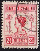 NIEDERLANDE NETHERLANDS Indien [1913] MiNr 0124 ( O/used ) - Niederländisch-Indien