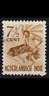 NIEDERLANDE NETHERLANDS Indien [1941] MiNr 0319 ( O/used ) - Niederländisch-Indien