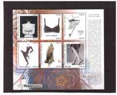 """FOGLIETTO NUOVO**  """" DESIGN ITALIANO """" 2002 - SASSONE N. 35 - Blocchi & Foglietti"""