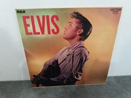 Elvis Presley - Victor RCA Stéréo 461030 -  Vinyl LP  Label France Orange - Rock