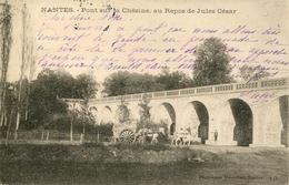 44-Nantes - Pont Sur La Chézine, Au Repos De Jules César - Nantes