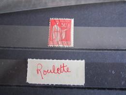 141    50C PAIX  ROULETTE - Roulettes