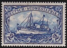 Deutsch SudWest-Afrika  .   Michel  30 A  26:17    .  *   .  Ungebraucht Mit Gummi Und Falz  .  / .   Mint-hinged - Kolonie: Deutsch-Südwestafrika