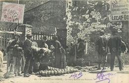 80 SAINT VALERY SUR SOMME Le Vieux Marché Aux Poissons   2scans - Saint Valery Sur Somme