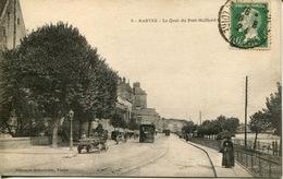 44-Nantes - 6, Le Quai Du Port-Maillard - Nantes