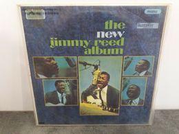 The New Jimmy Reed Album - Bluesway Mono CLP 3611 - 1967  Vinyl LP  Original UK - Blues
