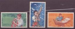 Laos N°37-38-39** Neuf Sans Charniere - Laos
