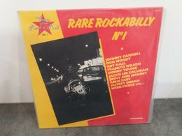 Stars Of The Rock N' Roll Vol 7 - Rare Rockabilly N°1 - MCA Records 410081 - 1976 - Rock