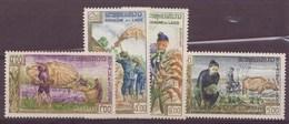 Laos N°86 à 89**neuf Sans Charniere - Laos