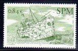 ST PIERRE ET MIQUELON -  N° 784  ** (2002) Bateau - St.Pierre & Miquelon