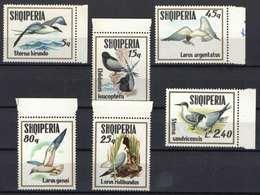 Collection Of Animals! Albania 1973. Animals / Birds Set MNH (**) - Pics & Grimpeurs