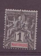 Martinique N° 31** - Martinique (1886-1947)