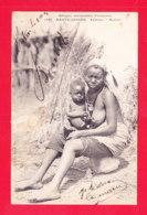 E-Guinée-33Ph94  Femme Malinké, Les Seins Nus, Cpa - Guinée Française