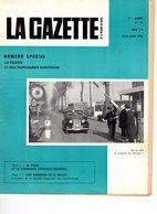 La Gazette Région Nord Pas De Calais à Lille Voir Sommaire 2 Scan ( Poste Frontière , Douanier ; 20 Pages + Complé De 12 - Newspapers