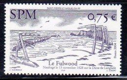 SAINT PIERRE ET MIQUELON -   N° 822  ** (2004) Bateau - St.Pierre & Miquelon