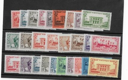 Martinique N° 133 à 154** Sans Le 143 Et 148 - Martinique (1886-1947)