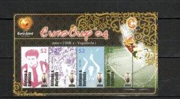 Antigua & Barbuda Football World Cup MNH -(V-26) - Football