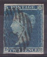 GB - 1841 - N° 4 - Victoria - DH - 1840-1901 (Victoria)
