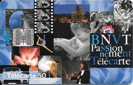 CARTE-PUBLIC-50U-F900 C-SC7-T2G-08/98-B.N.V.T 98-Série C94631130-UTILISE-TBE-RARE - France