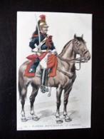 Paris Hergestellt Frankreich Garde Munipal A Cheval Ca. 1910 ? Sammlungsaufl. - Uniformen