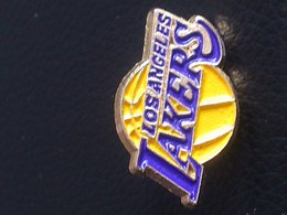 Lakers , Los Angeles, Ballon - Handball