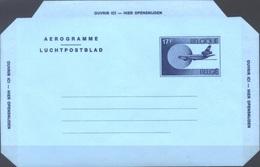 118-07 - Entier Postal - Aérogramme N°20 I (FN) - Sabena - 17 F De 1982 - Stamped Stationery