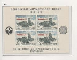 Exploration Antarctique -Zuidpoole Expeditie - Belgique