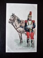Paris Hergestellt Frankreich Cuirassier Ca. 1910 ? Sammlungsaufl. - Uniformen