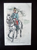 Paris Hergestellt Frankreich Chasseur A Cheval Ca. 1910 ? Sammlungsaufl. - Uniformen