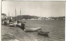 MAHON PUERTO PESCADORES SIN  ESCRIBIR - Menorca