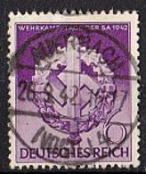 DEUTSCHES REICH Mi. Nr. 818 O (A-3-20) - Deutschland