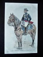 Paris Hergestellt Frankreich Gendarme A Cheval Ca. 1910 ? Sammlungsaufl. - Uniformen