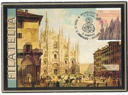 YN415   Italia 1999  S.Ambrogio Patrono Dei Milanesi - Christianity