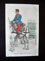 Paris Hergestellt Frankreich Train Des Equitages Ca. 1910 ? Sammlungsaufl. - Uniformen