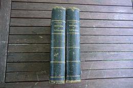 Histoire De Napoléon Ier Par M. De Norvins 1839 - Tome 1 - 535 Pages Et Tome 2 - 528 Pages - édition Au Bureau Des Publi - Books, Magazines, Comics
