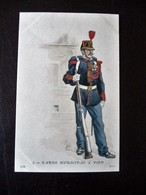 Paris Hergestellt Frankreich Garde Municipal A Pied Ca. 1910 ? Sammlungsaufl. - Uniformen