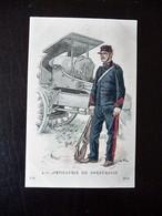 Paris Hergestellt Frankreich Artillerie De Forteresse Ca. 1910 ? Sammlungsaufl. - Uniformen
