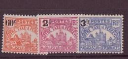 Madagascar N° 17 à 19**Taxe - Madagascar (1889-1960)
